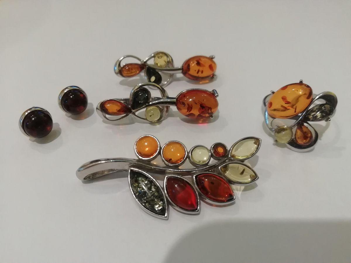 Отзыв о покупке изделий с янтарем