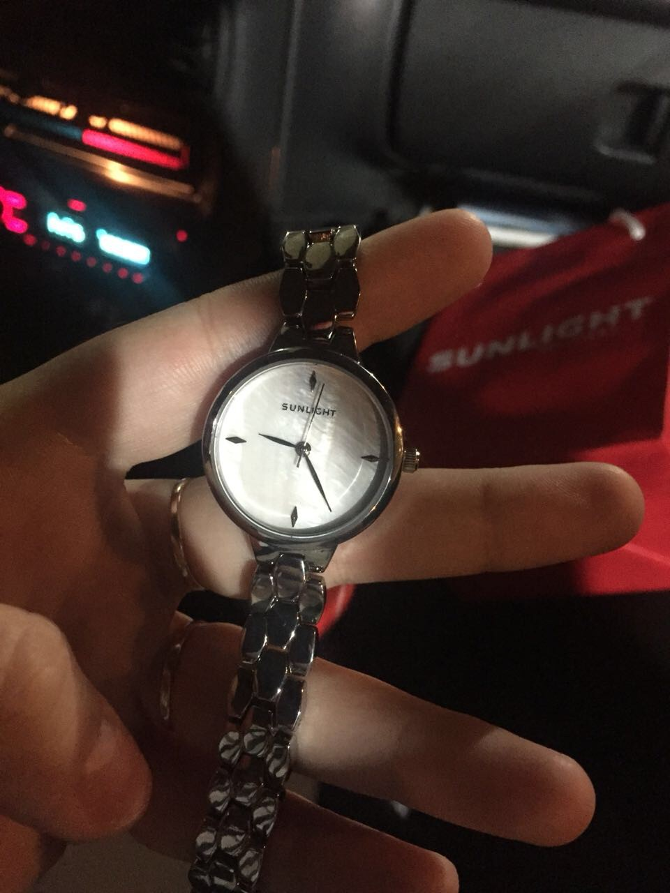 Любимые часы жены❤️