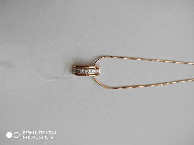 Идиальная цепь-шнурок