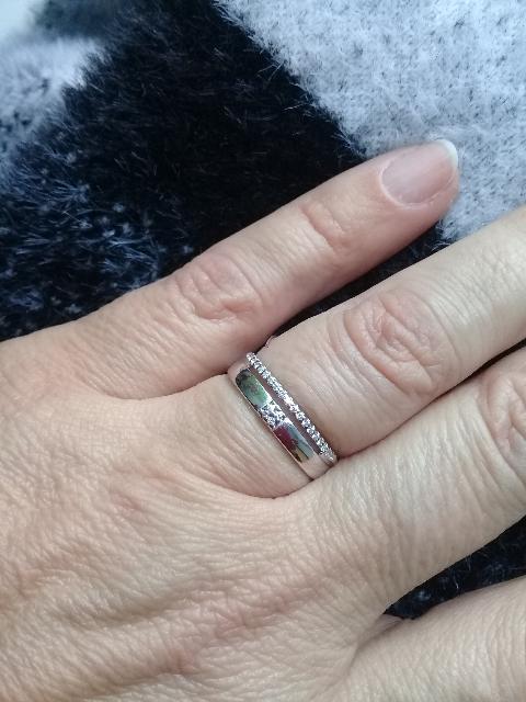 Кольцо в моем любимом стиле
