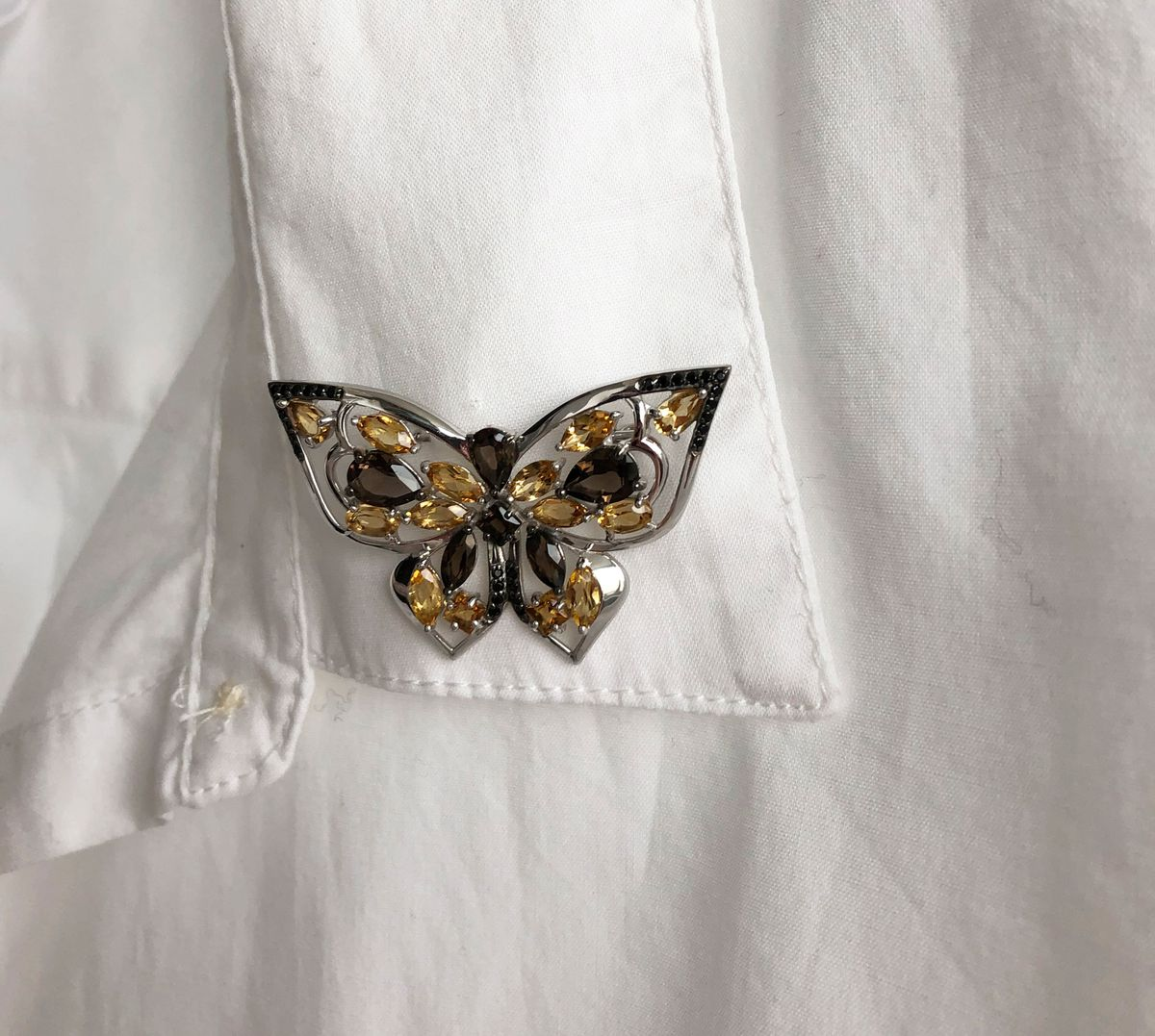 Солнечная бабочка