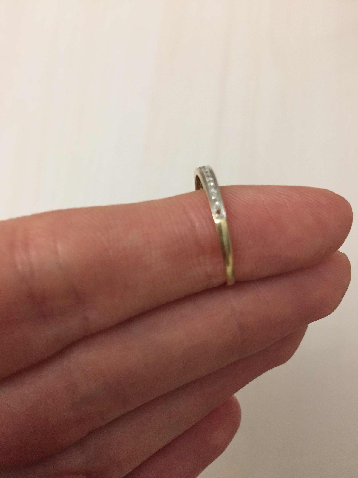 Не советую покупать данное кольцо