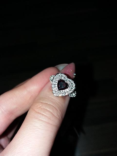 Кольцо-сердце