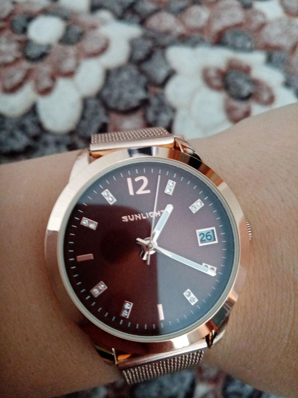 Очень красивые и модные часы