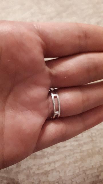 Милое нежное кольцо