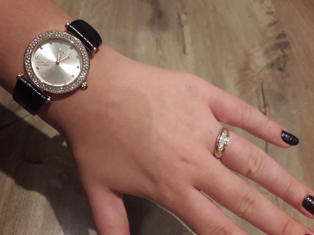 Покупка ко Дню моего рождения-Часы.