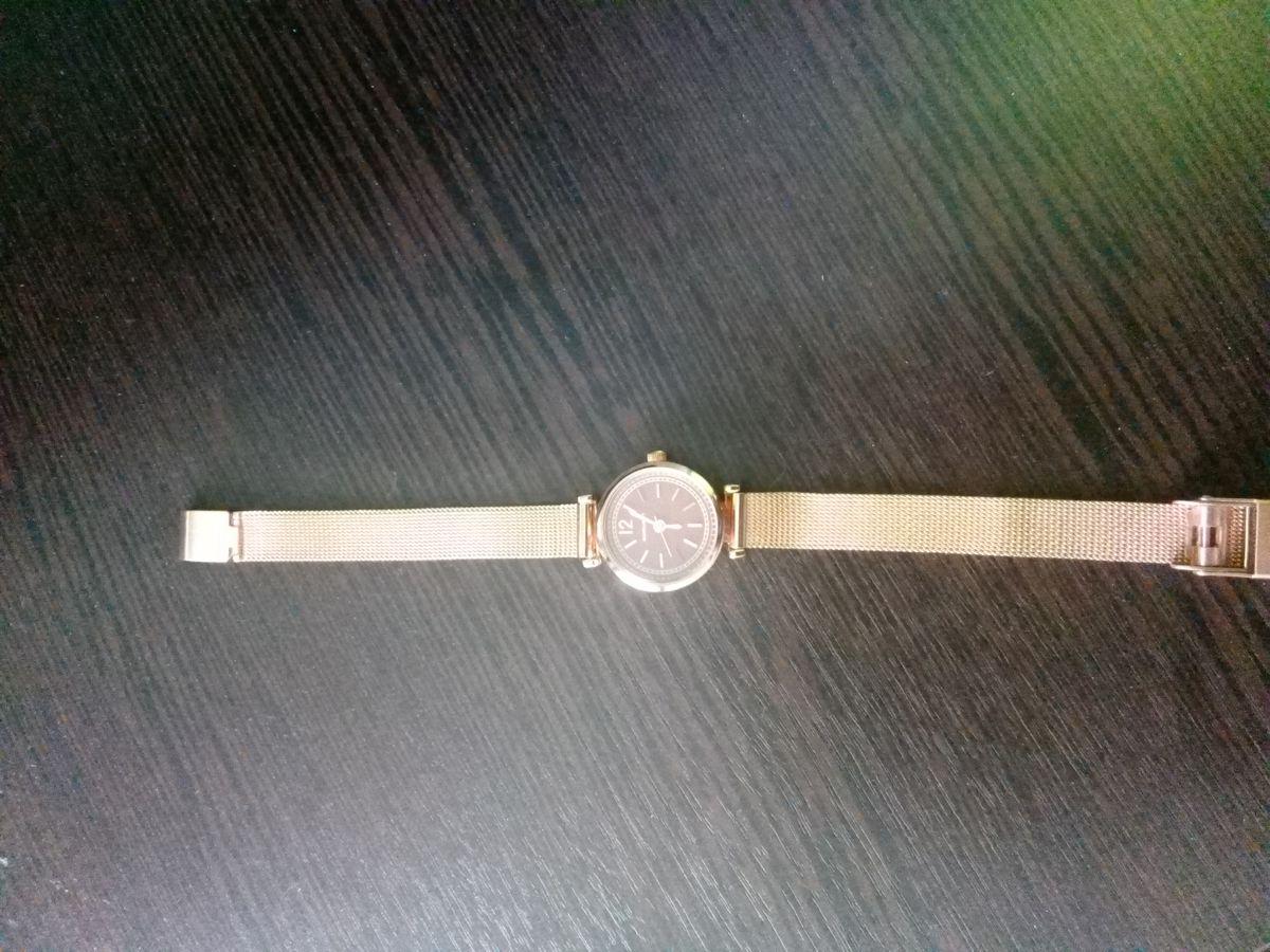 Часы золотая классика