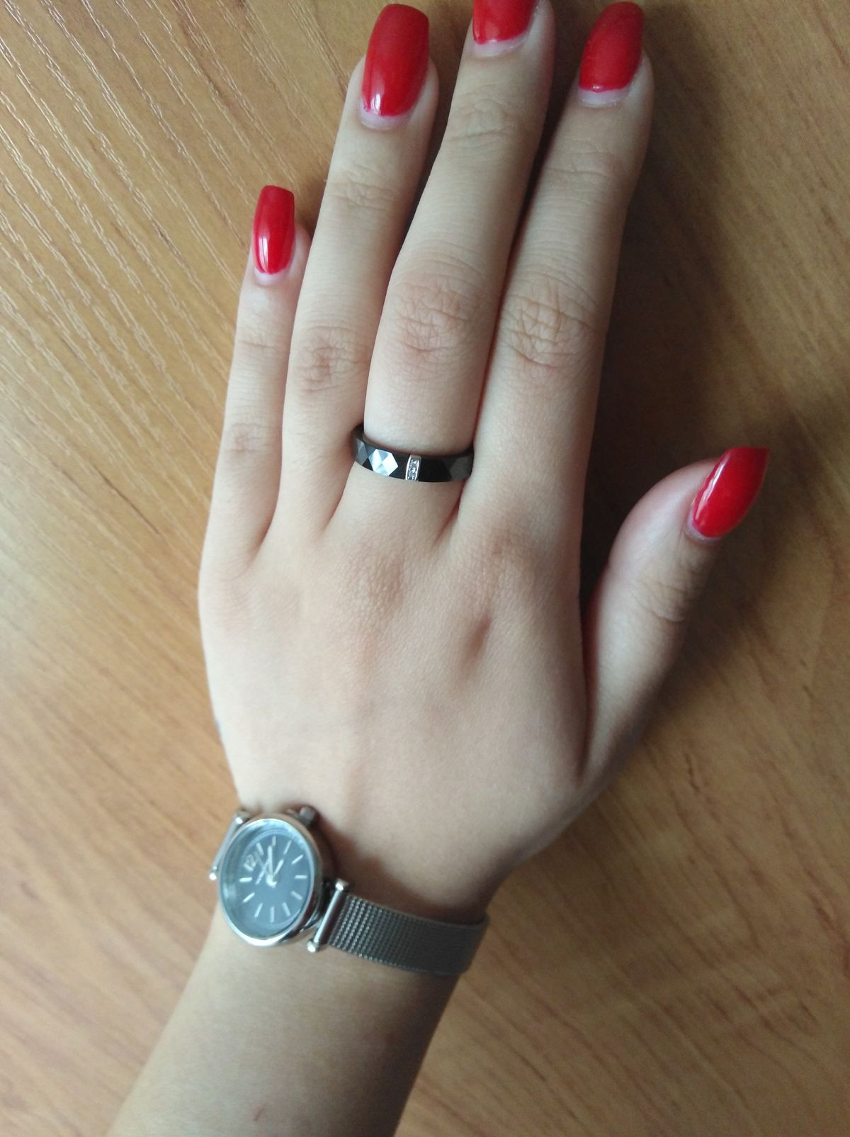 Кольцо керамическое