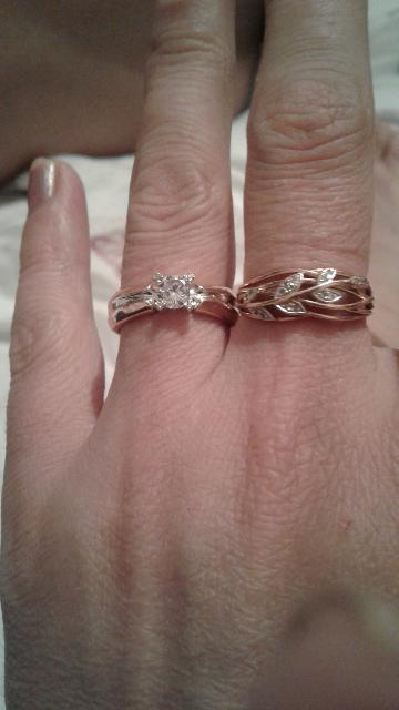 Муж купил мне это кольцо на годовщину так как мы с ним живём 10 лет