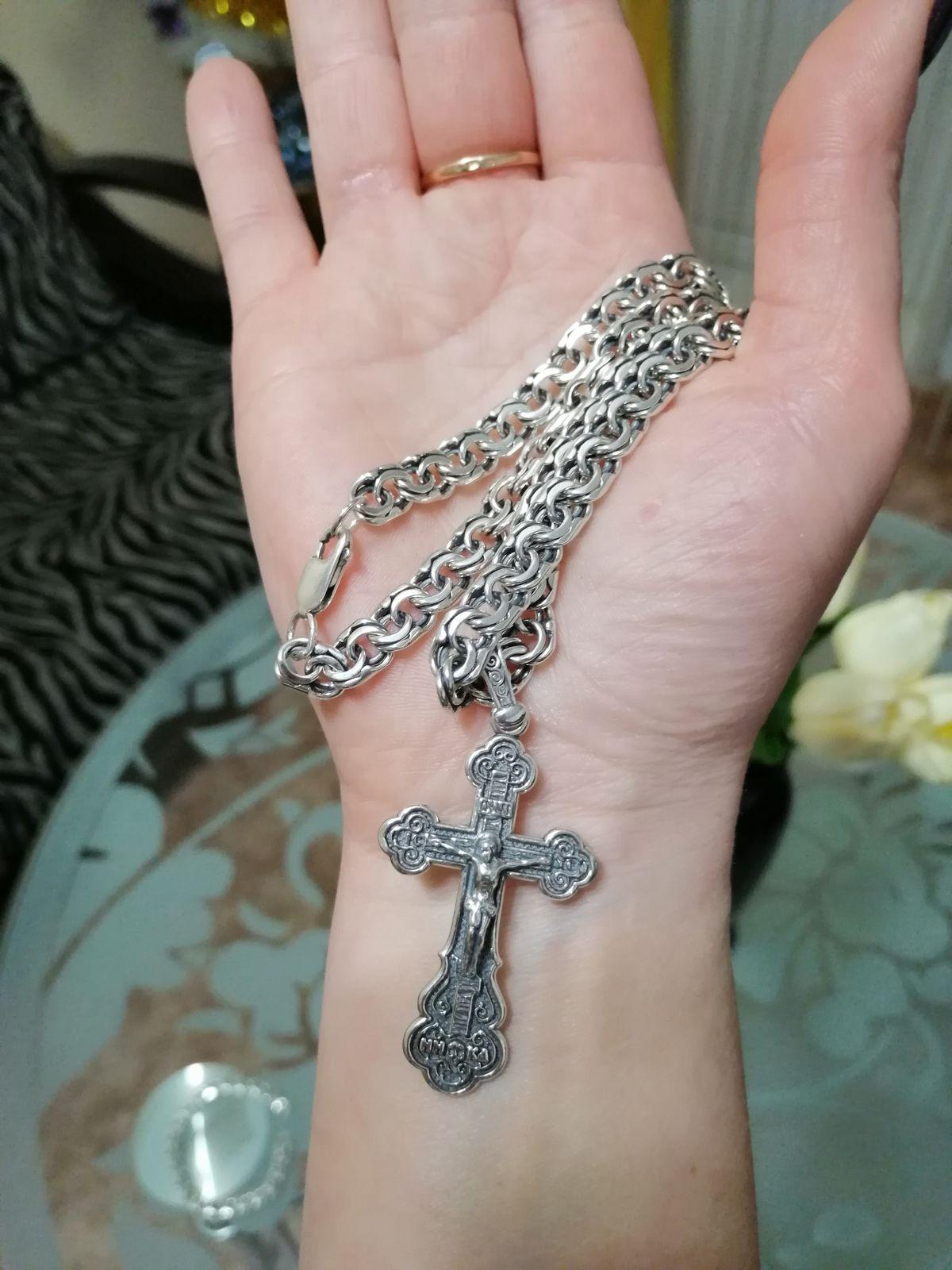 Крестик для души