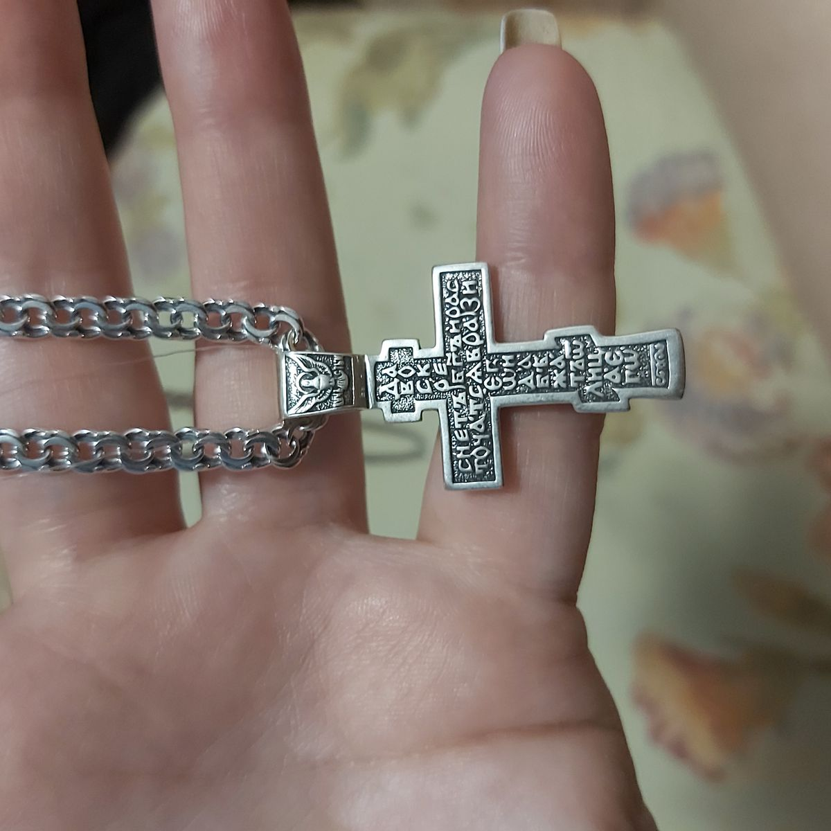 Супер! Очень красивый крест!