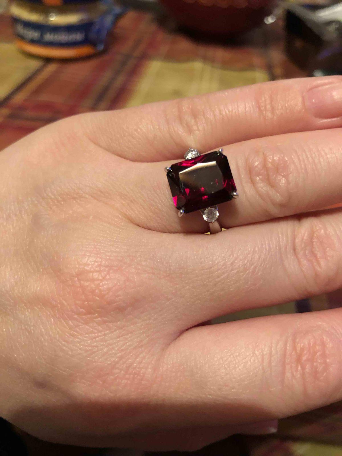 Очень яркое кольцо!!!