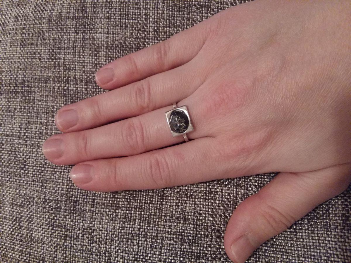 Необычное кольцо))