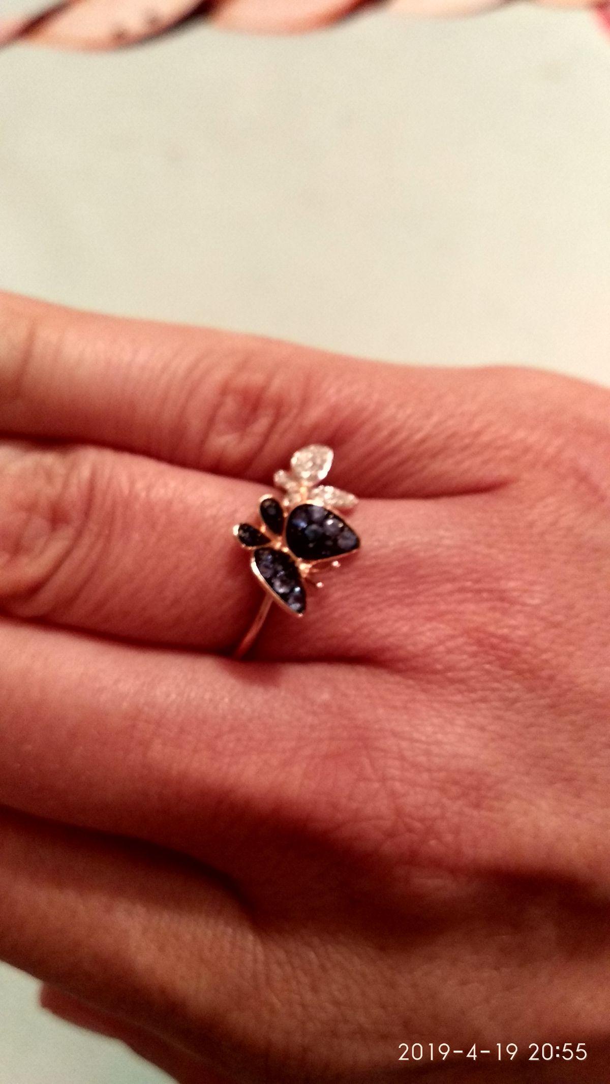 Яркое, необычное кольцо