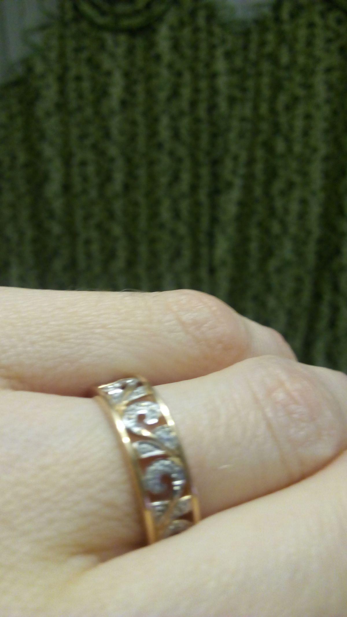 Восхитительное кольцо)