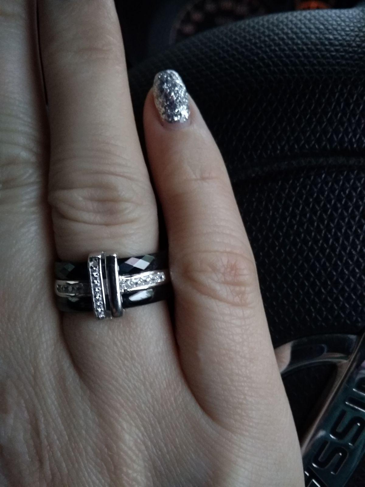Кольцо очень красиво!