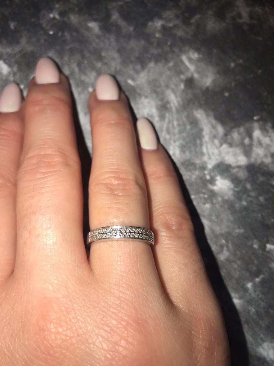 Покупали как обручальное кольцо