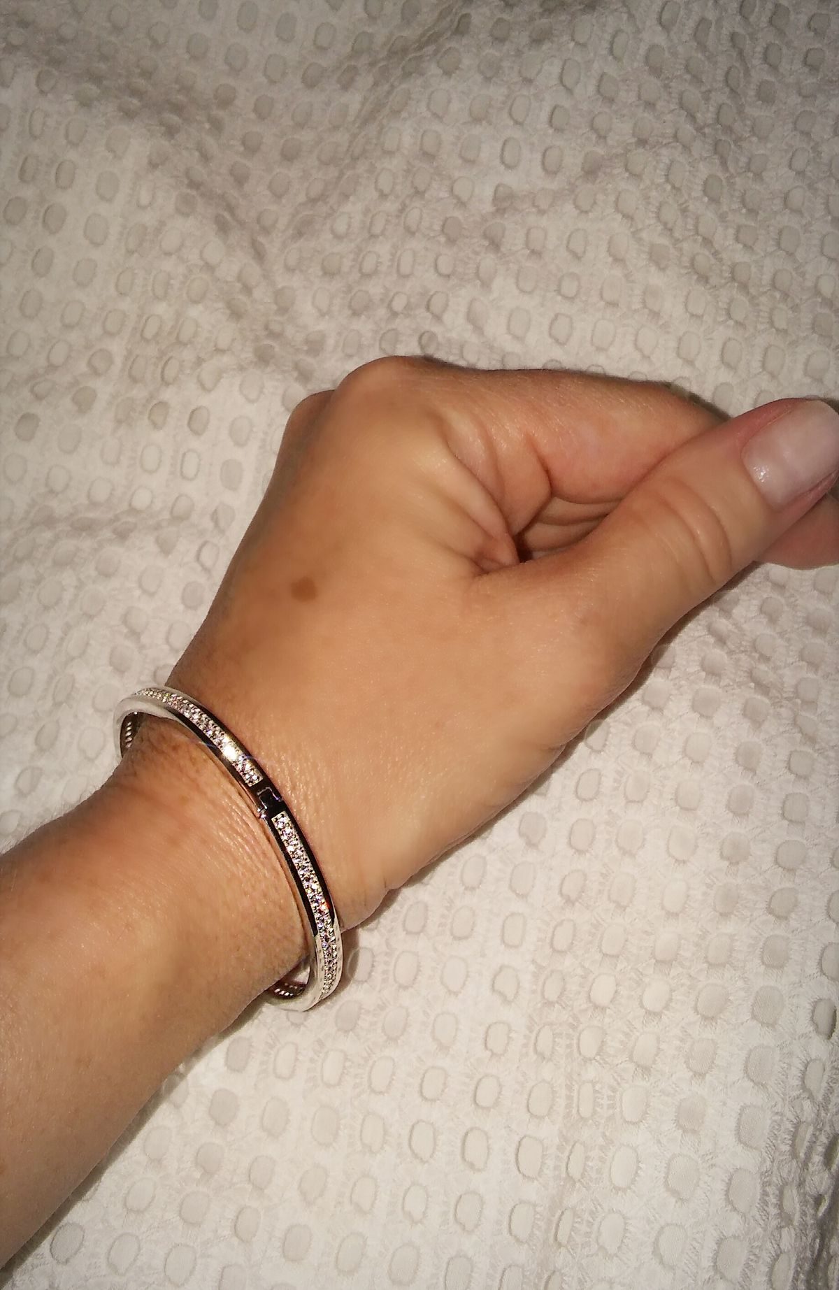 Стильный браслет