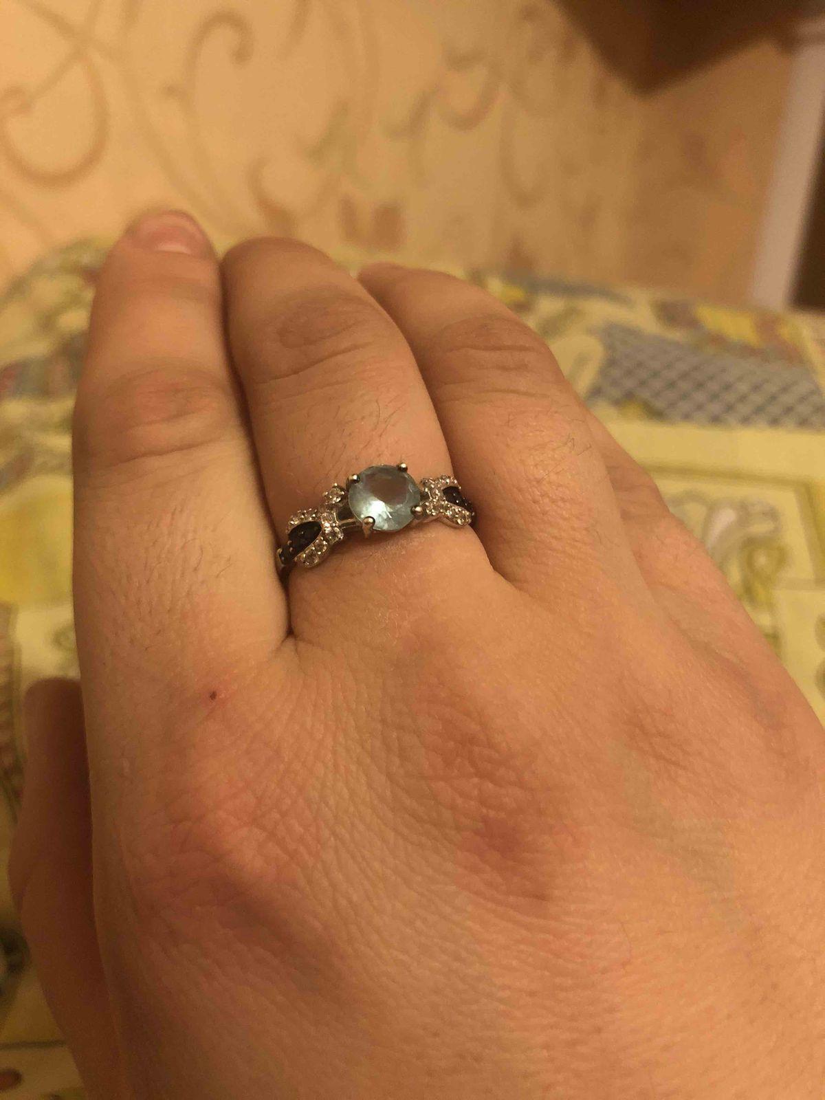 Нравится кольцо