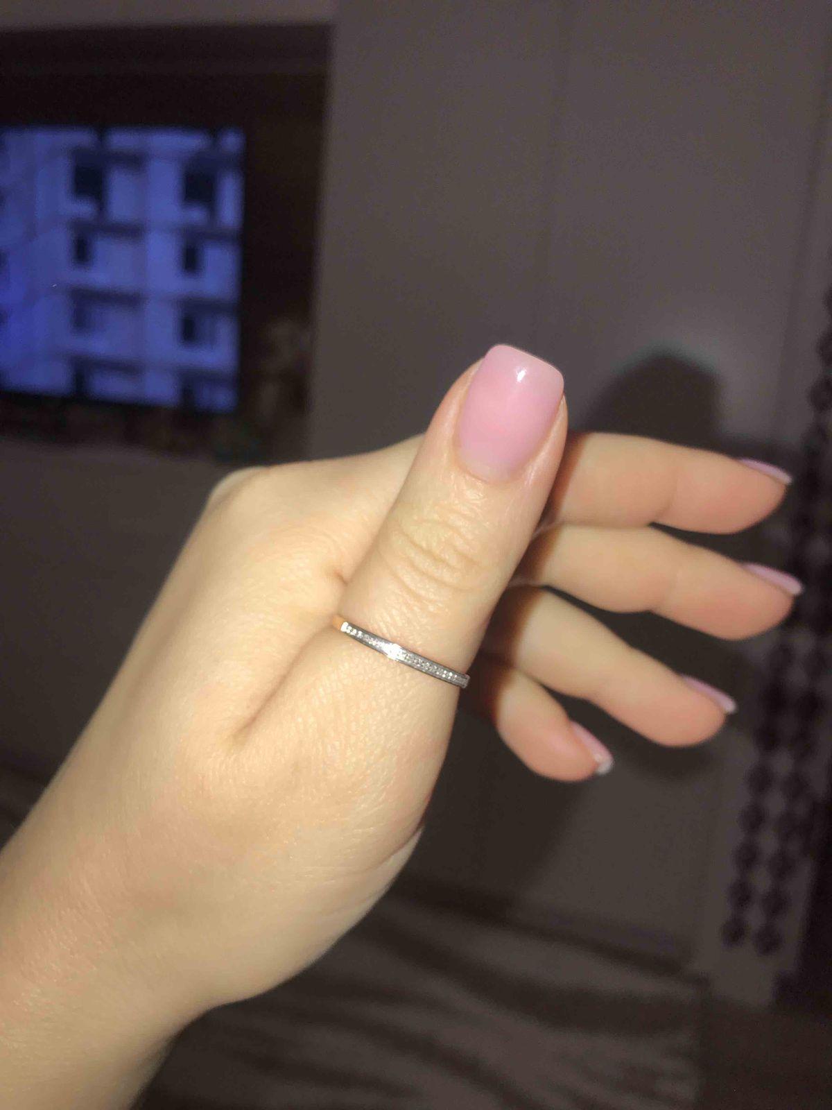 Комфортное колечко на большой палец 💎