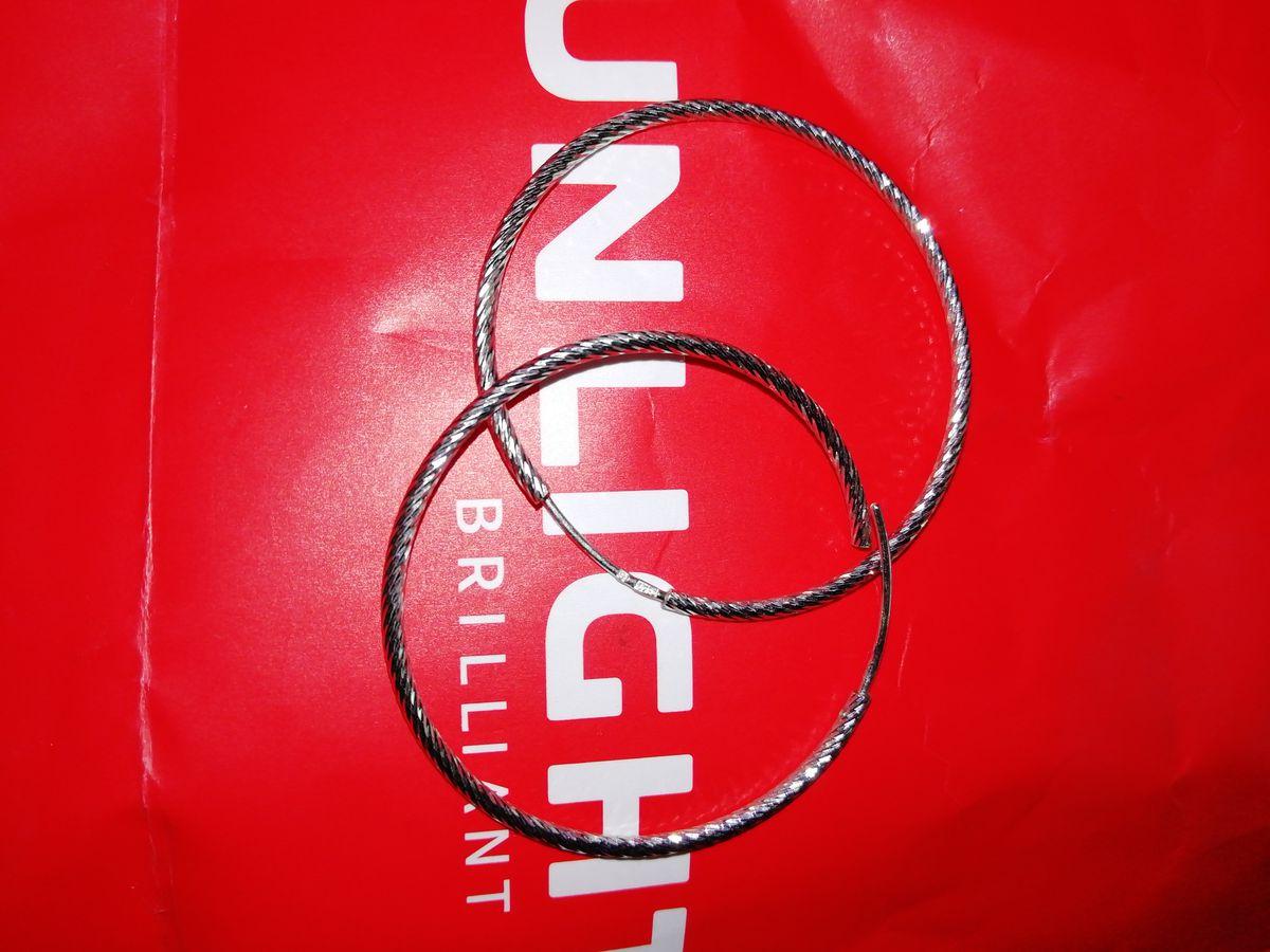 Очень стильные «кольца»