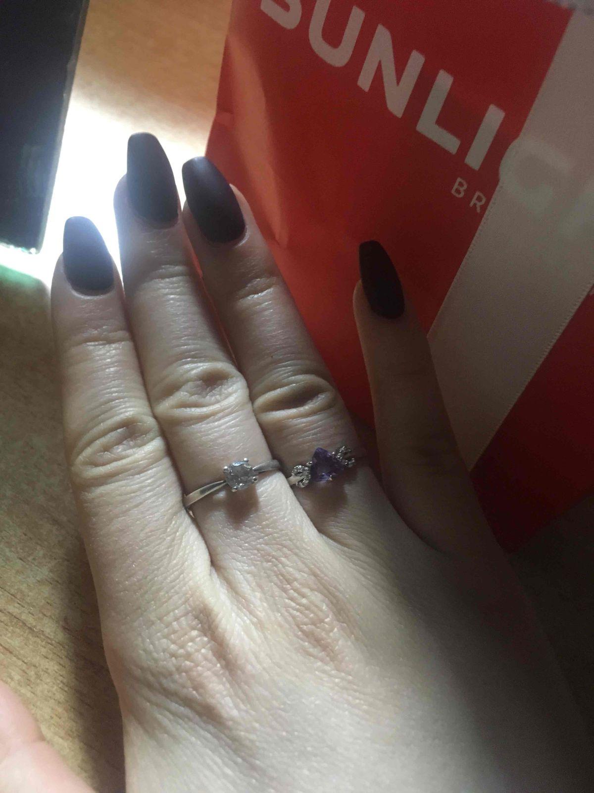 Роскошное кольце