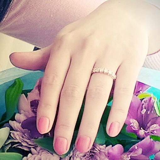 Я в восторге от этого кольца!!!!