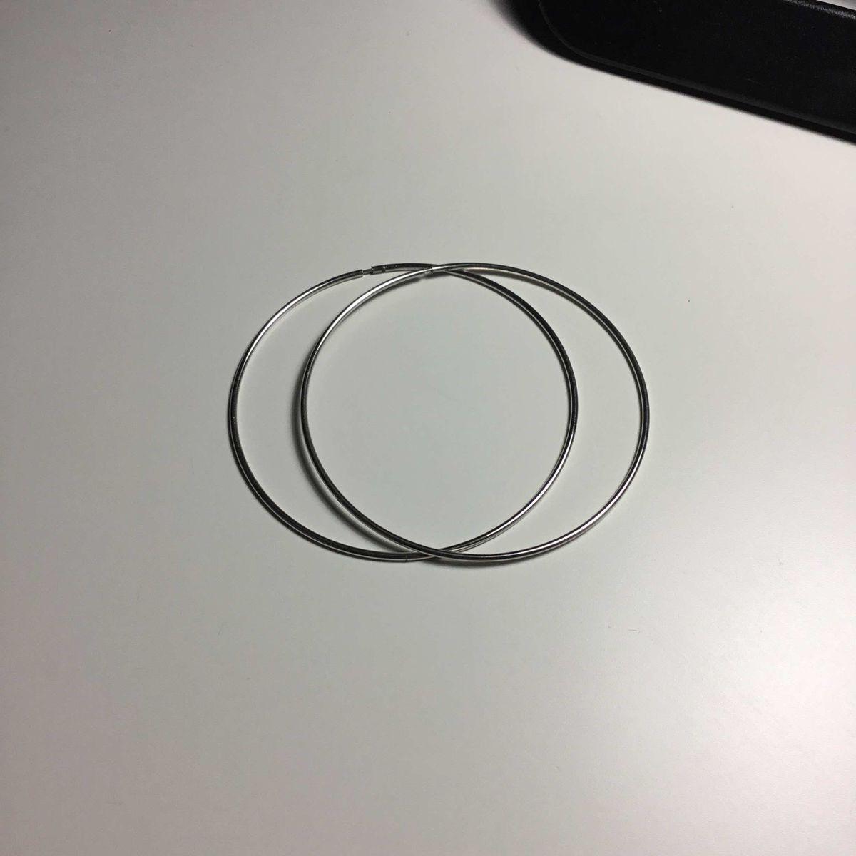 Невероятные серьги-кольца