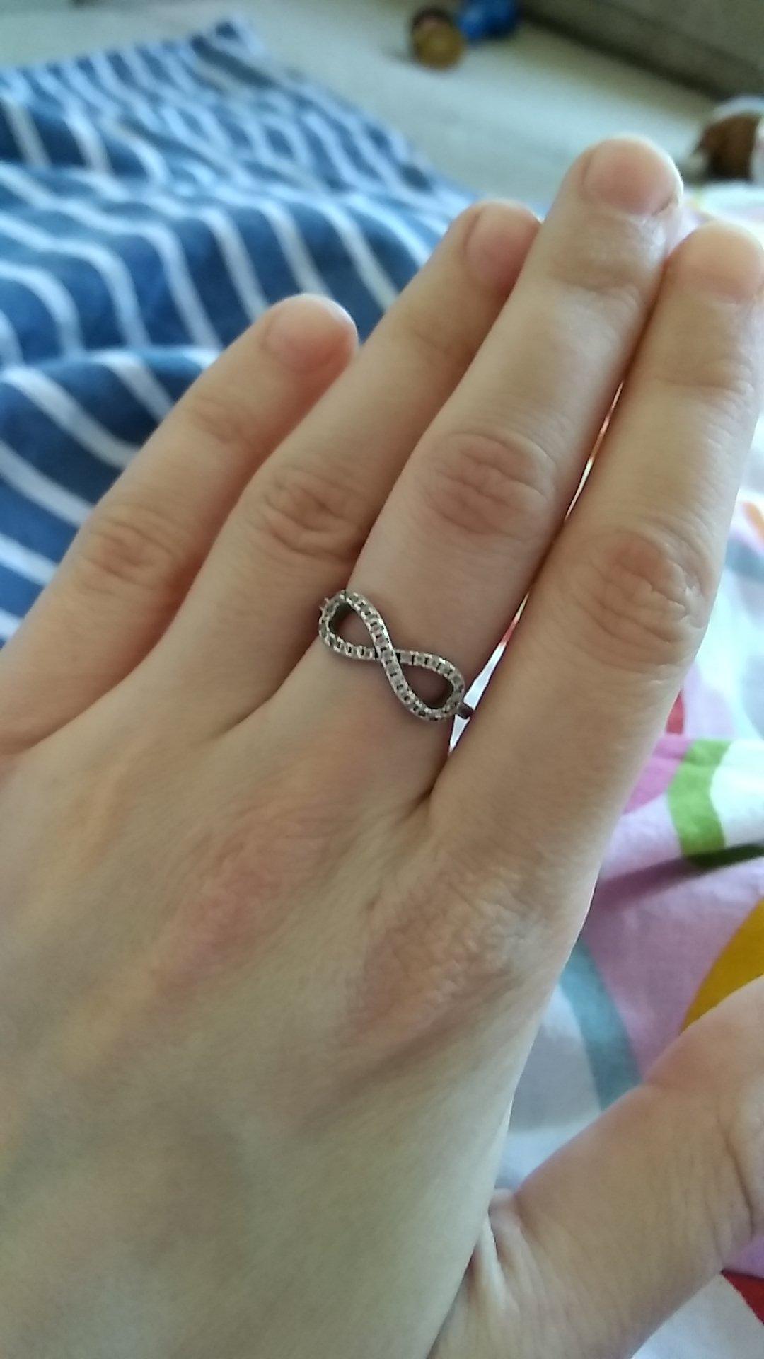 Ношу кольцо давно и оно шикарное
