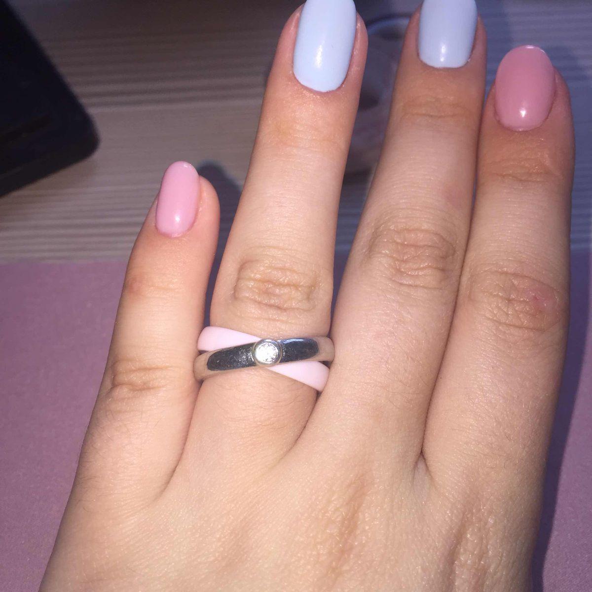 Прекрасное, керамическое кольцо