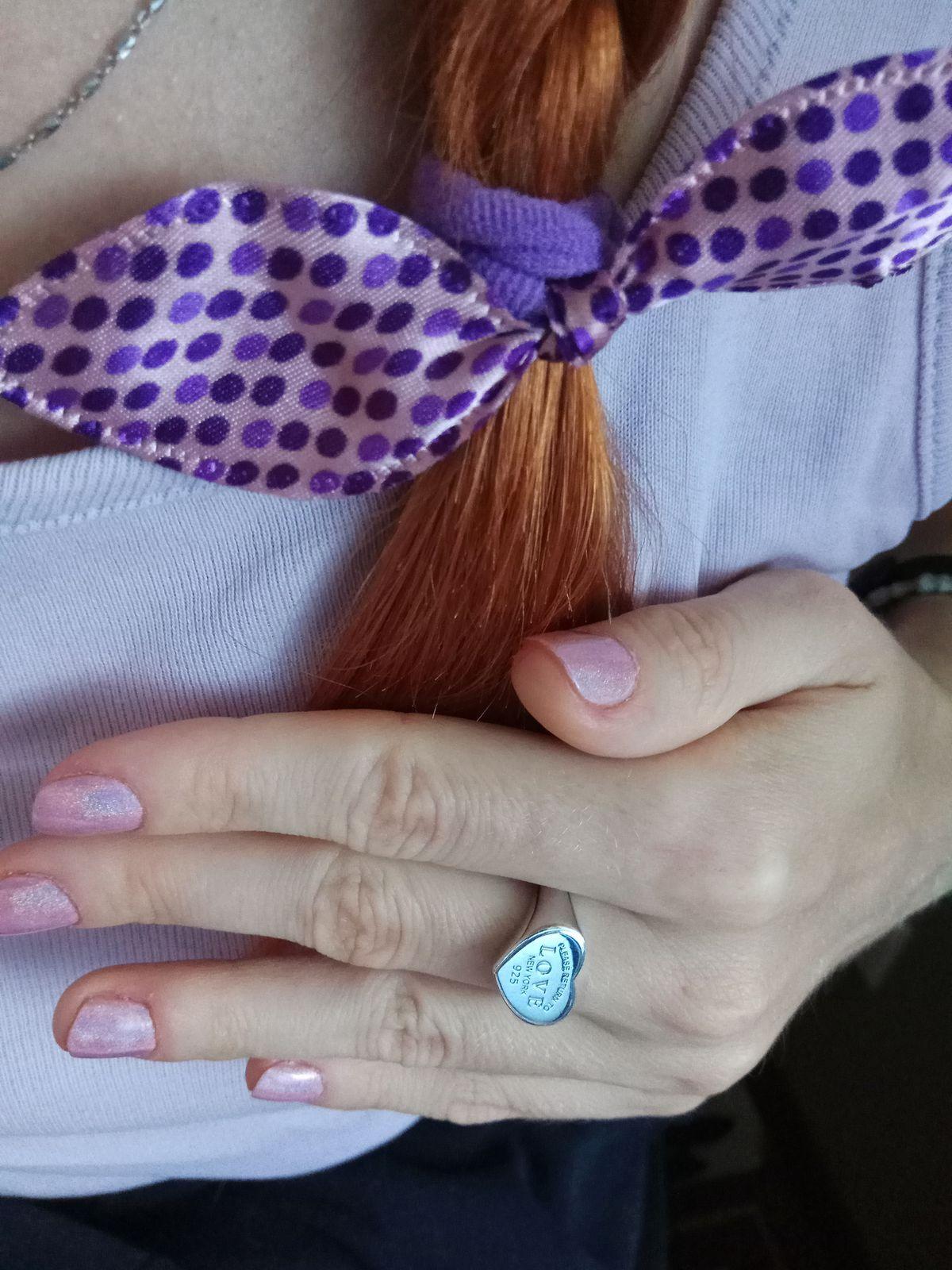 Идеально удобное кольцо!