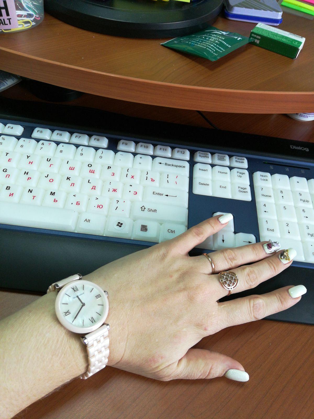 Керамические Часы санлайт