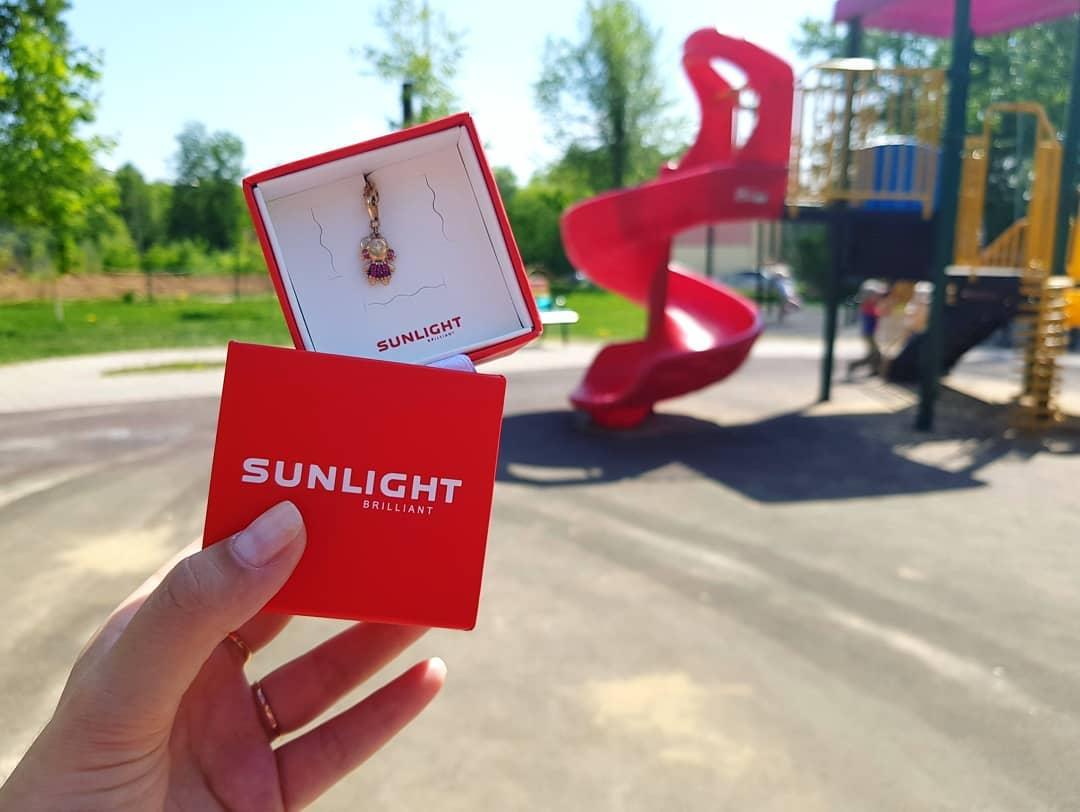 Конкурсное фото покупателя из социальных сетей #mysunlight